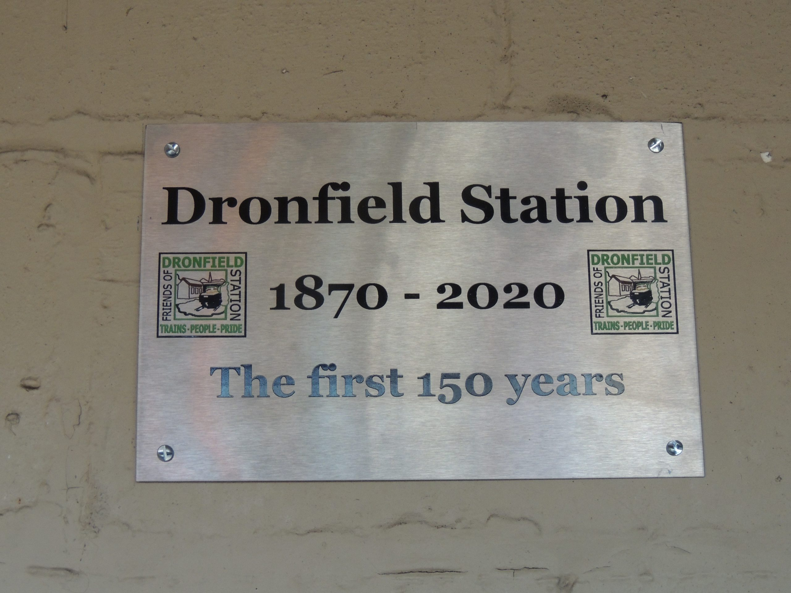 150 Years of Dronfield Station