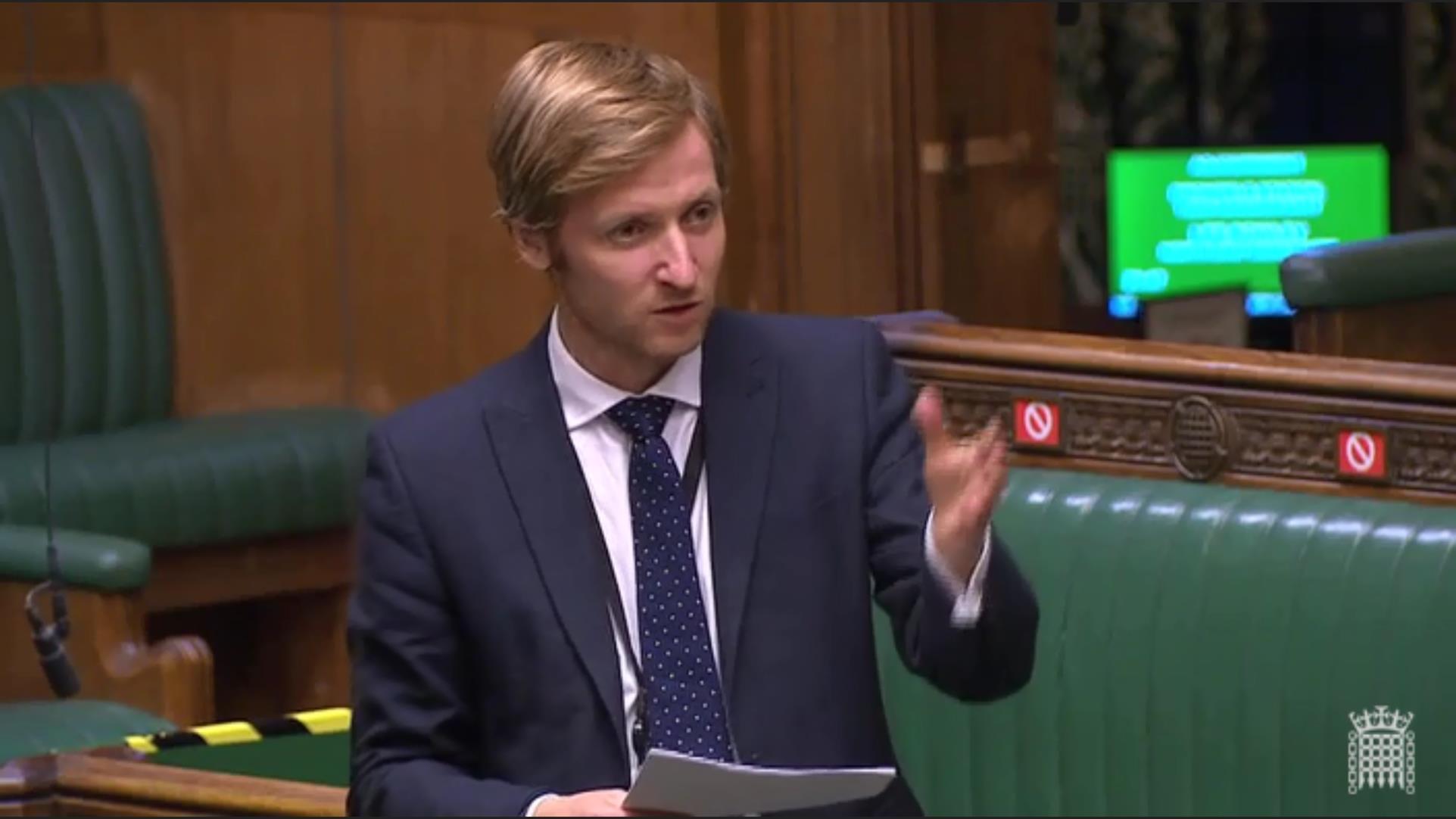 FoDS in Parliament